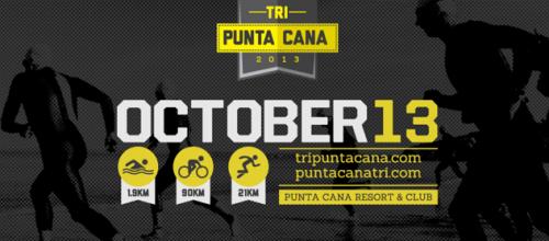 TRI PUNTA CANA 2013