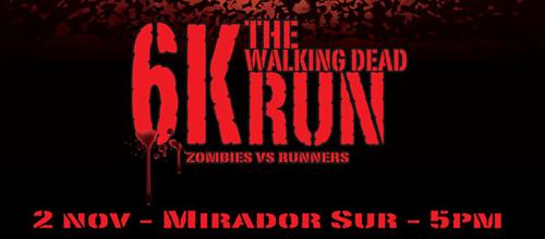 The 6k Walking Dead Race RD