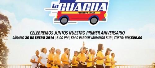 5K Súbete a la Guagua